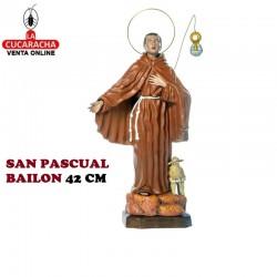 San Pascual Bailon 42 cm