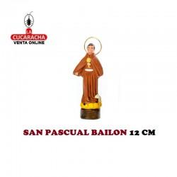 San Pascual Bailon 12 cm