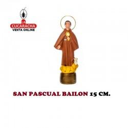 San Pascual Bailon 15 cm