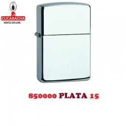 Encendedores Zippo Plata Exclusive Luxury. 850000 PLATA 15
