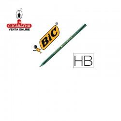 Lapiz Grafito BIC Evolution Stripes.- Unidadx12