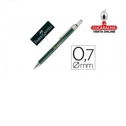 Portaminas FABER 0.7mm XF TK-FINE.- Unidadx10