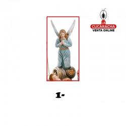 Angeles de Gloria Estilo Salzillo Especial en barro de 14-16-18-20-21-27 cm.