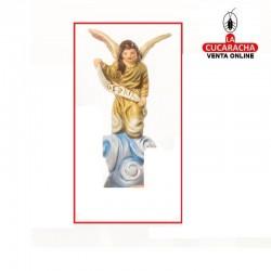 Figuras Belen Estilo Samaritano Angeles de Gloria 12 cm.