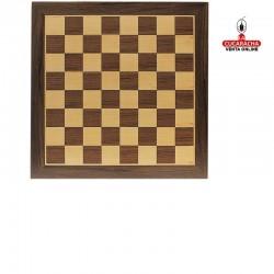 Tablero de ajedrez marquetería