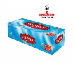 CAJA 50- TUBOS 200 FILTRO LARGO GULIWER***
