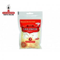 Filtros Guliwer 8mm (Regular). Bolsa de 180