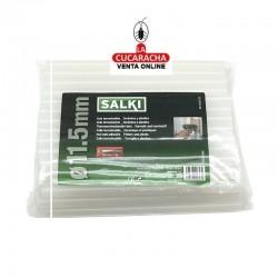 Cola Termofusible SALKI 7,5x100-Caja 22 Unidades.