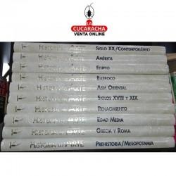 Enciclopedia Historia Del Arte. Club Internacional del libro. 12 Tomos