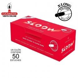 50 Cajas de 200 Tubos SLOOW X-Long.