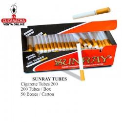 Tubos SUNRAY Caja 200.