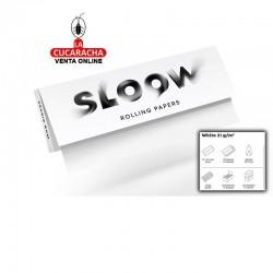 Papel Liar Caja 50 SLOOW White 70mm-21gr-50Hojas