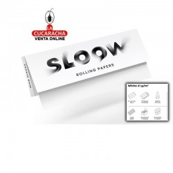 Papel Liar SLOOW White 70mm-21gr-50Hojas