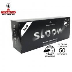 Tubos SLOOW Caja 200.