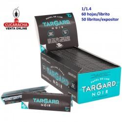 50 Libros de 60 Hojas Papel Liar Noir 1.1/4 TarGard.
