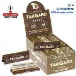50 Libros de 60 Hojas Papel Liar 1.1/4 Craft TarGard.