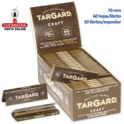 Libros de 60 Hojas Papel Liar 70mm. Craft TarGard.