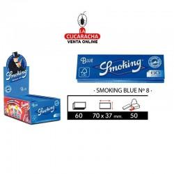 Estuche Smoking Regular Nº8 Blue
