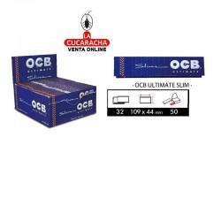 200 Estuche OCB Ultimate Slim
