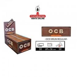 200 Estuches OCB Virgin 70mm.