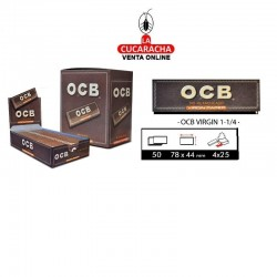 Estuche OCB Virgin 1-1/4