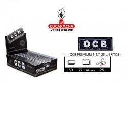 Estuche OCB Premium 1.1/4- 25 UDS