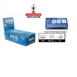 Estuche OCB X-PERT Blue Nº 4- 25 UDS