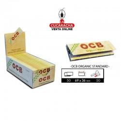 Estuche OCB Organic Nº 1- 50 UDS