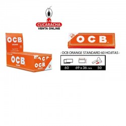 Estuche OCB Orange Nº 1- 50 UDS