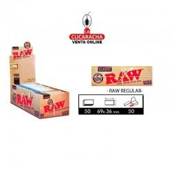 Estuche RAW Single Wide Nº8 Classic 50 UDS