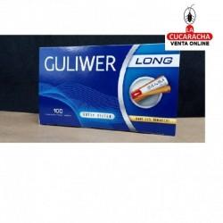 Caja de 100 Tubos Filtro Largo GULIWER. Desde 0.72 euros.