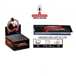 Estuche Smoking King Size Deluxe 2.0.