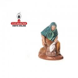 Figuras Belen Estilo Samaritano-LAVANDERAS- 7-9-12 cm.