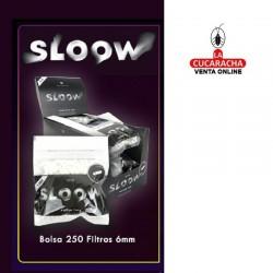 Bolsa de 250 Filtros SLOOW 6mm.