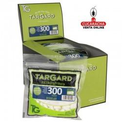 Bolsa de 300 Filtros 8mm. TarGard.