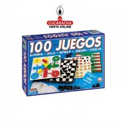 100 juegos reunidos de mesa Falomir