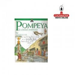 SM- Pompeya la ciudad enterrada.