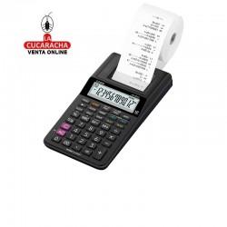 CASIO  Calculadora impresora pantalla lc.