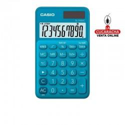 CASIO Calculadora sl-310uc-bu bolsillo.