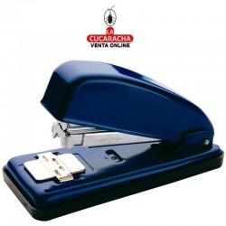 Grapadora Petrus 226 Azul-Capacidad 30 hojas
