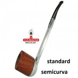 PIPA FALCON STANDARD modelo semi curva