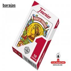 PACK 12 BARAJA ESPAÑOLA Nº 1- 50 CARTAS
