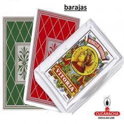 Baraja Española nº 27 de 40 cartas estuche plastico