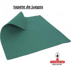 PACK 5 TAPETE PUNZADO PARA JUEGOS 50X50CM