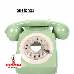 TELEFONO VINTAGE AÑOS 20 DISEÑO UK***