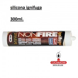 SILICONA KRAFFT NONFIRE ALTA TEMPERATURA 300ML***