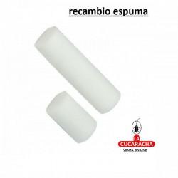 RECAMBIO ESPUMA 15 MM PORO 0-10CM***