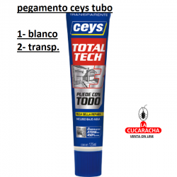 PEGAMENTO CEYS MS-TECH TUBO 125ML