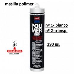 MASILLA KRAFFT POLIMER PRO MS 290 ML