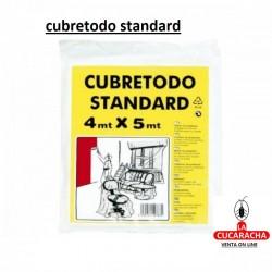 CUBRETODO STANDARD 4X5 METROS***